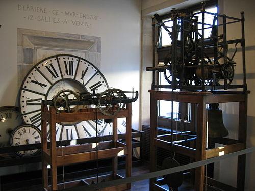 Musée du temps et sortie à Besançon